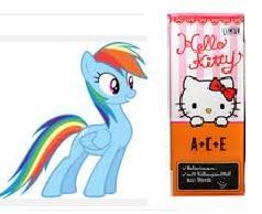 3x Hello Kitty ACE Drink (Adler Supermarkt)