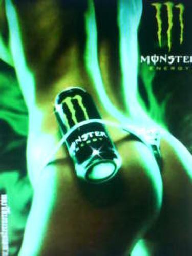 Monster Energy Drink (mit 5 € Gutschein) ohne Gutschein (0,56 €) für 0,87 € pro Dose