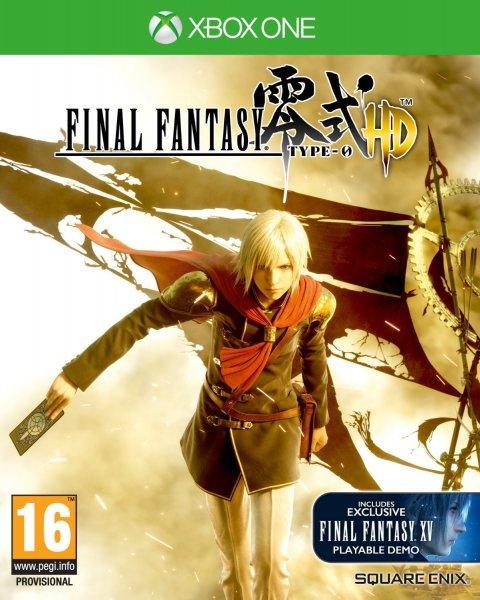 [Amazon.co.uk] Final Fantasy: Type-0 HD (Xbox One) - komplett in deutsch spielbar - für 21,20€