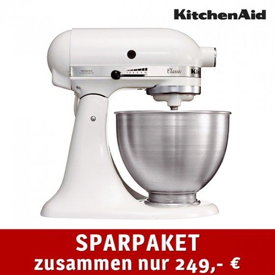 """1 Jahr """"Guter Rat"""" mit Prämie KitchenAid Classic für 249,00 Euro"""