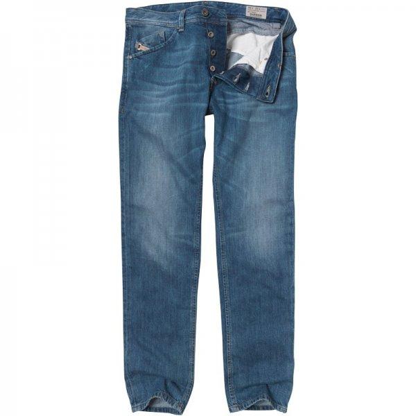 """DIESEL Herren Jeans """"Darron"""" für €52,95 statt 136,95€ + 10% Qipu (€84,00 Ersparnis) + €4.99 Versand"""