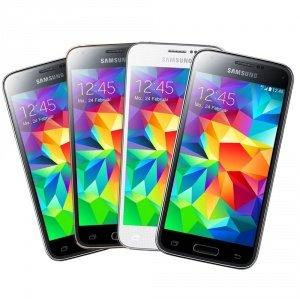 Samsung Galaxy S5 Mini alle Farben rakuten.de