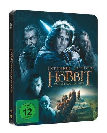 [Saturn] Der Hobbit: Eine unerwartete Reise - Extended Edition (Steelbook Blu-Ray)