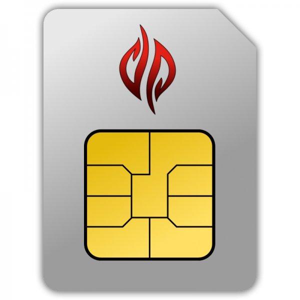 """Datentarif """"Pyra"""" für 8,88€ pro Monat (LTE / 3GB / D2 Netz)"""