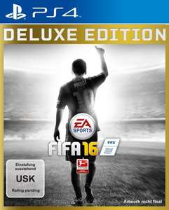 Fifa 16 Ultimate Team Edition PS4