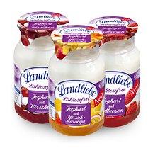 [KAUFLAND] KW29: 2x Landliebe Joghurt Laktosefrei versch. Sorten für 0,14€/Becher [LIMITIERT: Max. 20 Becher pro Account]
