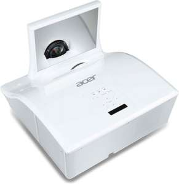 [Amazon WHD]Acer U5313W Ultrakurzdistanzlinsen Beamer / 3100 ANSI Lumen / 3D fahig / für 428,85€