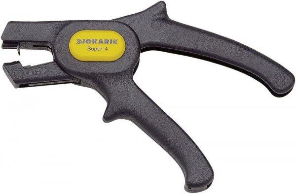 (Voelkner) Jokari SUPER 4 Automatische Abisolierzange 0,5 – 4 mm² (AWG 20 - 13) Flexible Leiter und Litzen 2 für 9,99 EUR