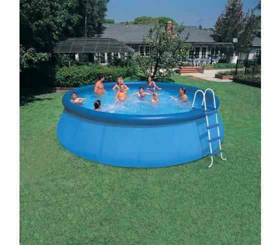 Schwimmbecken Easy Set Pool (457 x 122 cm) für 135€ @Mömax