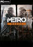 [Steam] Metro Redux (2033 + Last Light Redux) @ Funstockdigital