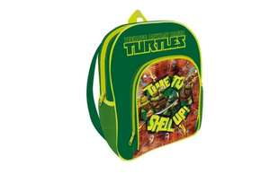 Amazon Prime: Turtles Small Backpack Kinderrucksack für 6,37 Euro