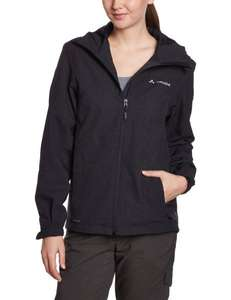 VAUDE Damen Jacke Women's Estero Jacket ab 39€ in Schwarz @Amazon