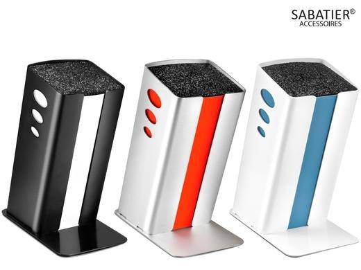 Sabatier Messerblock Singapour für 5-7 Messer in 3 versch. Farben für 29,95€ zzgl. 5,95€ frei Haus @iBOOD