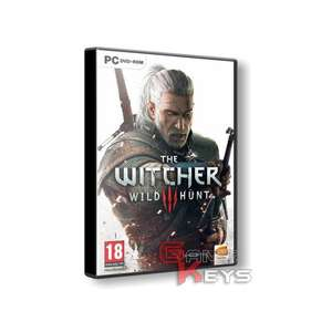 [GOG] The Witcher 3 Wild Hunt PC EU-VERSION 19,99 €