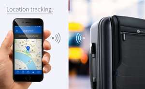 Bluesmart, Reisekoffer( Verbindung mit App, Location Tracking, electronic scale, Digital lock, Batterie charger)