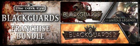 Blackguards Franchise Bundle (Steam) für 9,95€ @Gamesrocket
