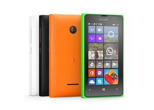 [Amazon.it] Lumia 435 ab 62,20€ in 3 verschiedenen Farben
