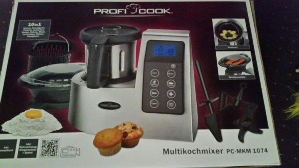 [Metro] Profi Cook PC-MKM 1074 Multikochmixer 190,40€ / 161,84€ statt 249€