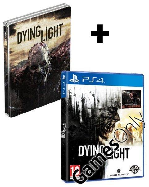 (PS4) Dying Light + Steelbook für 39,99 € + Versand