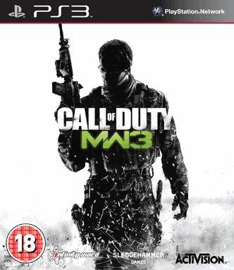 [game.co.uk] Call of Duty - Modern Warfare 3 PS3 + XBOX 360 (gebraucht)