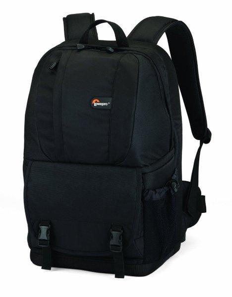 """Lowepro Kamerarucksack Fastpack 250 für professionelle DSLR-Kamera, Zubehör und Notebook (bis 15.4"""") schwarz für 60,93 € @Amazon.fr"""