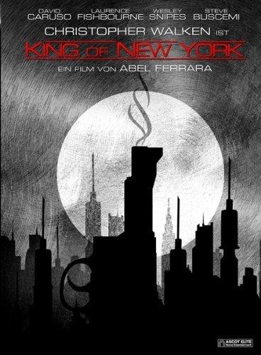 King of New York - Mediabook (DVD + Blu-ray) [Limited Edition] inkl. FSK 18 Vsk für 10,97 € > [amazon.de]