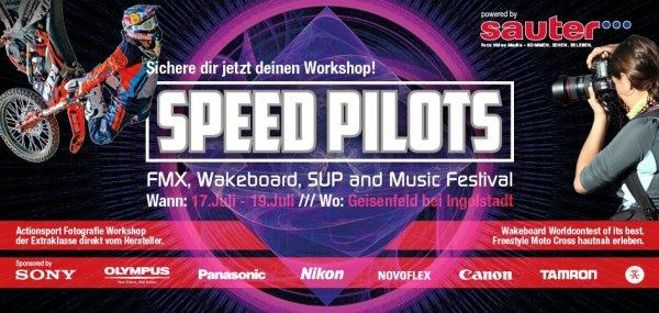 "Faires Festival: ""Speed Pilots"" - Tickets ab 12€ / All.-Inkl. Saufen & Fressen 69€ etc"