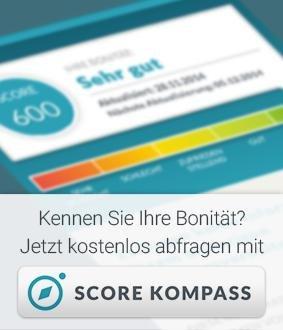 [Score Kompass] Bonität kostenlos prüfen lassen