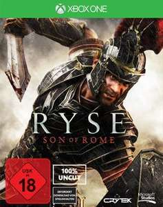 [cdkeys.com] Ryse - Son of Rome (Xbox One) für 9,83€