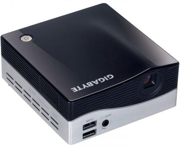 Gigabyte Brix Projector GB-BXPi3-4010 - Barebone-PC mit i3-4010U + integriertem Projektor - 226,99€ @ Notebooksbilliger.de