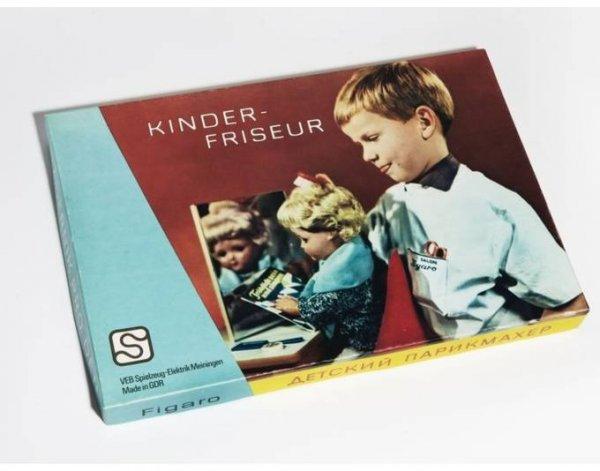 OSTALGIE original DDR Kinderspiele - Puppendoktor - Kinderfrisör @allyouneed für 9,90