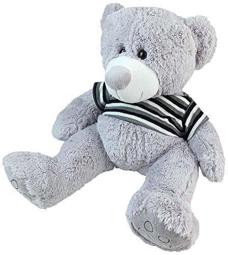 [Amazon-Prime]Happy People 58225 - Teddy mit Strickpullover, 70 cm