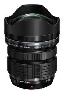 Amazon:Olympus M.Zuiko Digital ED 7-14 mm 1:2.8 Pro Objektiv 1244,15€