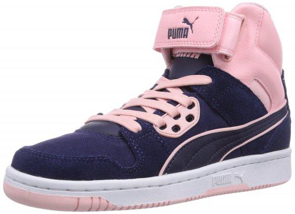 Puma Rebound Street CV in blau/pink für 17,98€ für nicht Prime Kunden + 3€ Versand