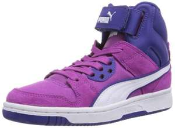 Puma Rebound Street CVS für Kinder - Preis: 11,99€ (Größe: 32-39 / Farbe: Violett)