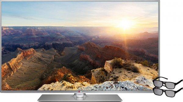 LG 50LB650V, 126 cm (50 Zoll), Full-HD, LED TV, 500 Hz, DVB-T, DVB-T2, DVB-C, DVB-S, DVB-S2. für 499€ statt 619€ , @Saturn