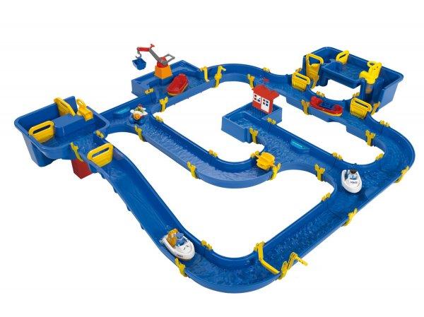 "BIG Spielzeug ""Waterplay Amsterdam"" für 66,90 €,@ Zack Zack"