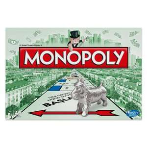 Hasbro - Monopoly Classic Türkische Version für 24€ @ Real.de