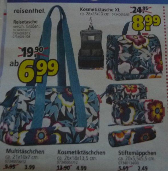 Möbel Kempf Aschaffenburg: Verschiedene Reisenthel Taschen Allrounder /Toiletbag XL / Multicase u.a.