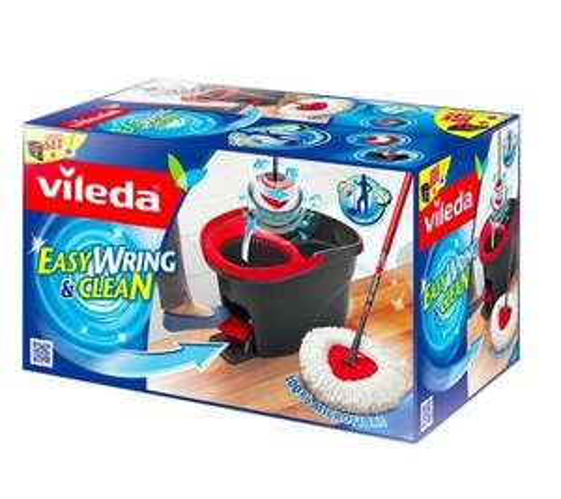 Vileda Easy Wring & Clean Wischmop Set 24,95€ Lokal und Online