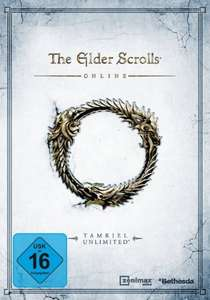 [Other DRM] The Elder Scrolls Online®: Tamriel Unlimited™ für 11€ @ GreenmanGaming