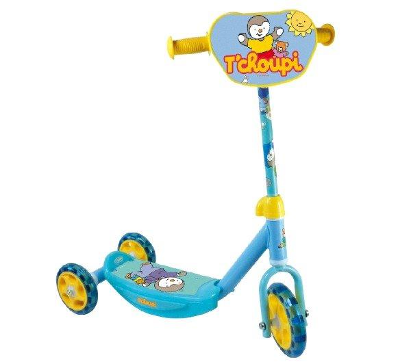 3-Rad-Roller Tchoupi von D'Arpèje für 18,86 €, @pixmania