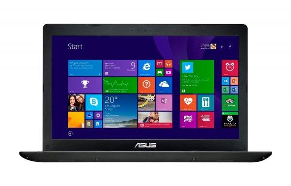 [Amazon Prime Day] Asus F553MA (15,6'' HD, Intel Celeron N2840, 4 GB RAM, 500 GB HDD, DVD-Laufwerk, Win 8.1) in schwarz oder weiß für 229€