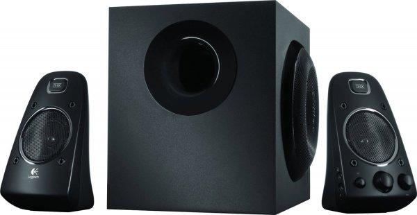 [Notebooksbilliger] Logitech Z623 THX zertifiziertes 2.1-Soundsystem mit 200 Watt effektiver Leistung für 90,99€ inc. Versand