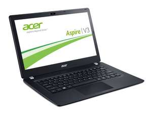 "[Amazon WHD] Acer Aspire V3-371-356F (Intel Core i3-4158U / 13.3"" Display / 4GB RAM / 508GB SSHD / Intel Iris 5100 / Win 8.1) schwarz ab 336,35€"