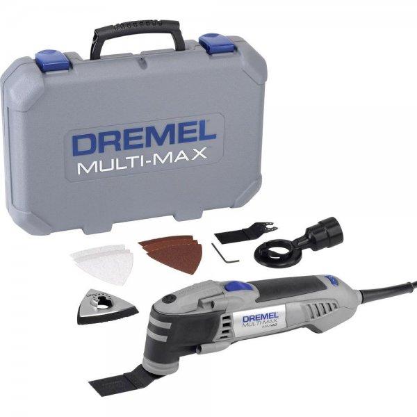 (Conrad) Dremel Multi-Max MM40-1/9 Multifunktionswerkzeug 270 W mit Tragekoffer und umfangreichem Zubehör für 47,50 EUR