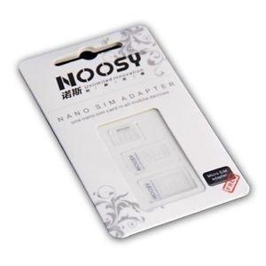 NOOSY 3in1 Sim Adapter für 1,00 EUR inkl. Versand