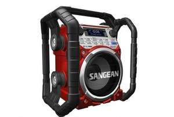 Sangean U-4 DAB+ BT extrem robustes Radio rot @ Computeruniverse Shop