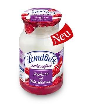 [KAUFLAND BY + BW + teilw. RP] KW29 Landliebe laktosefreier Fruchtjoghurt (versch. Sorten, je 150 g) 2 Stück für 0,28 € (Angebot + Coupon) [13.07.2015 - 18.07.2015]