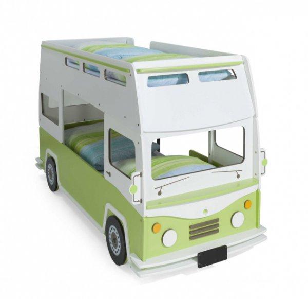 Etagenbett Hochbett Bett Malja Demeyere Bus Kinderbett, 438,95€ @ daheim.de